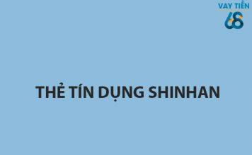 Thẻ tín dụng Shinhan