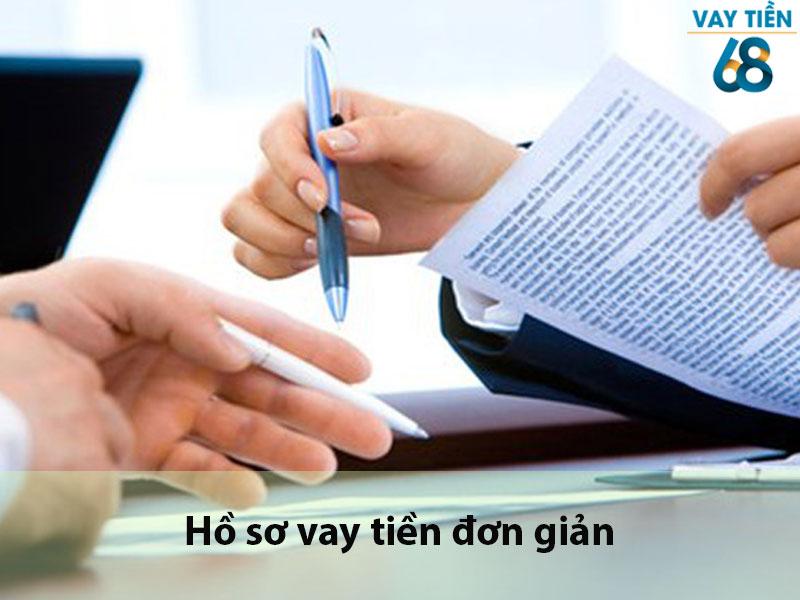 Hồ sơ vay tiền đơn giản với Bảo hiểm nhân thọ
