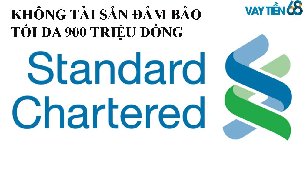 Đặc điểm gói vay tiêu dùng Standard Chartered