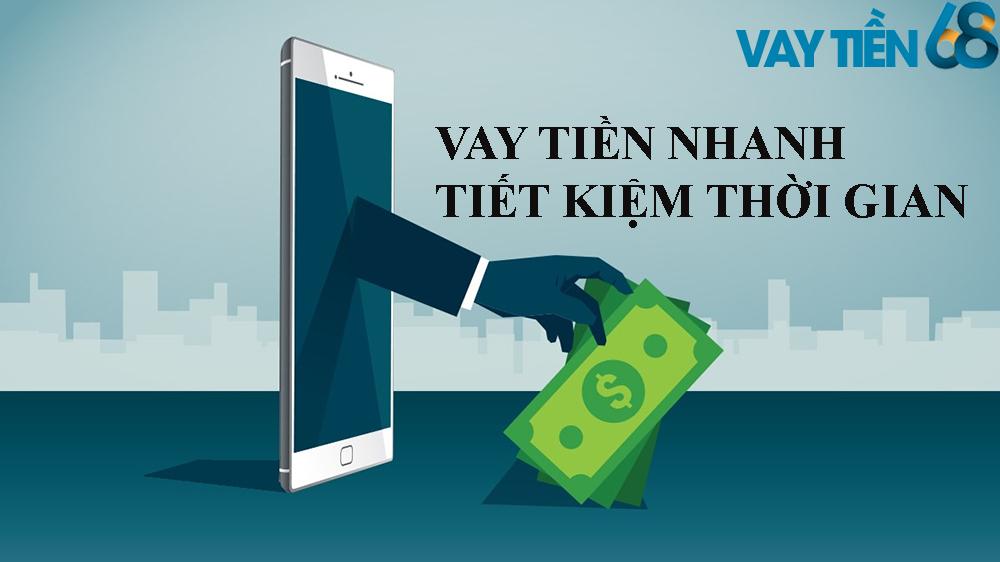 Vay tiền online BIDV